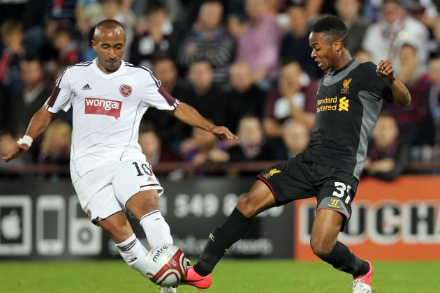 Hearts vs. Liverpool: 6 Things We Learned from Europa League Playoff