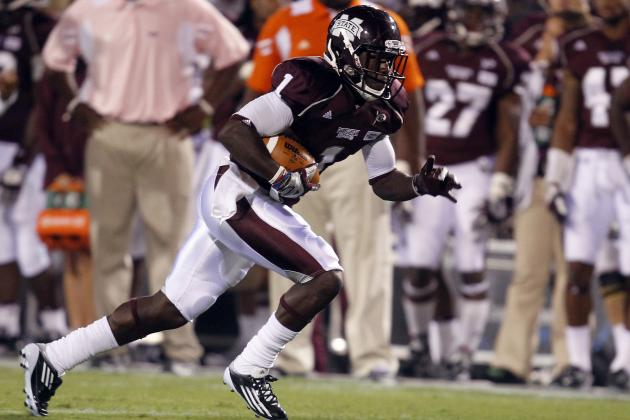 SEC Football 2012: 5 Best Over/Under Bets