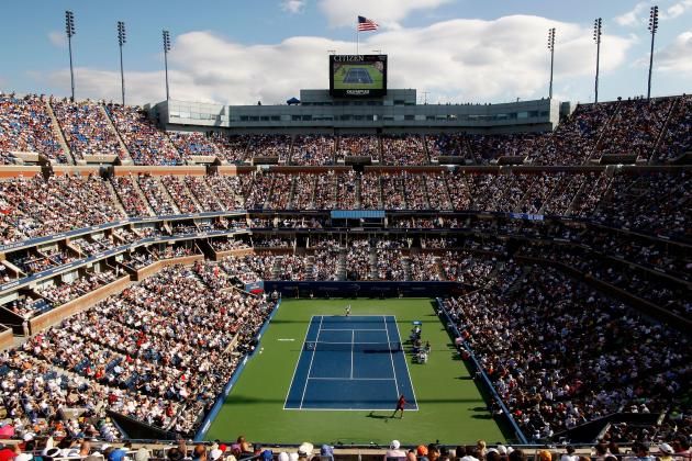 US Open Tennis 2012 Draw: 5 Best Opening-Round Matchups