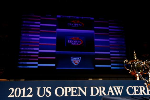 US Open Tennis 2012 Bracket: Complete Analysis and Review