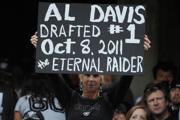The 5 Most Important Faces in the Oakland Raiders' New Era