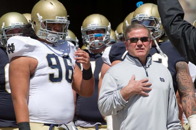 Notre Dame Football: 5 Reasons Why Fighting Irish Will Fail in 2012