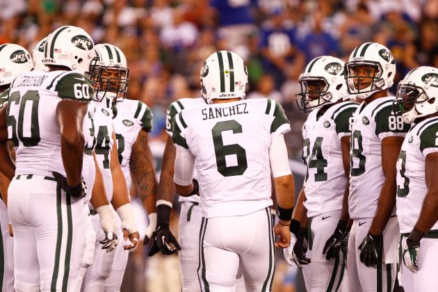 The 25 Biggest Losers of the 2012 NFL Preseason
