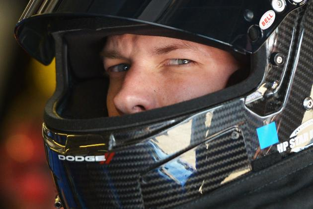 NASCAR Sprint Cup Drivers Who Are Getting Hot at Just the Right Time