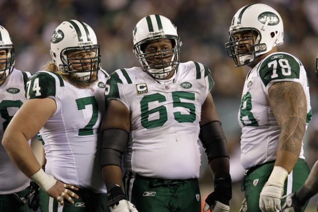 New York Jets' Stock Up, Stock Down After Wayne Hunter's Benching