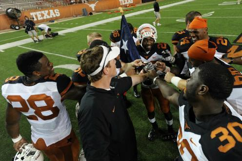 Texas Football: A Look at the Longhorns' Running Backs