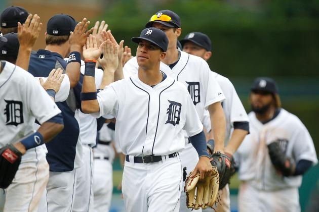 Detroit Tigers: Ranking the 5 Toughest Series Left on the Tigers' Docket