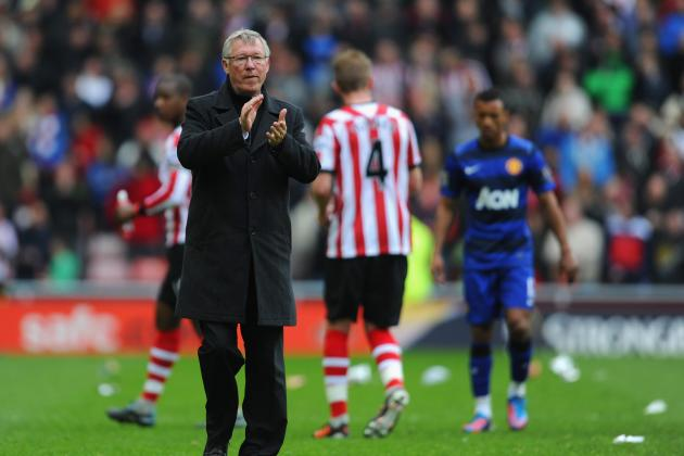 Manchester United: Could Sir Alex Ferguson Be Losing Control of His Team?