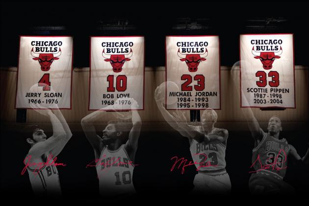 Peering into the Rafters: The Next 5 Chicago Bulls Retired Numbers