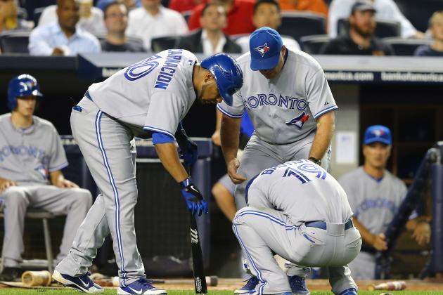 Toronto Blue Jays: Odds of Injured Players Returning to Form in 2013