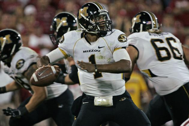 Missouri Football: 2012 Season Preview for the Tigers