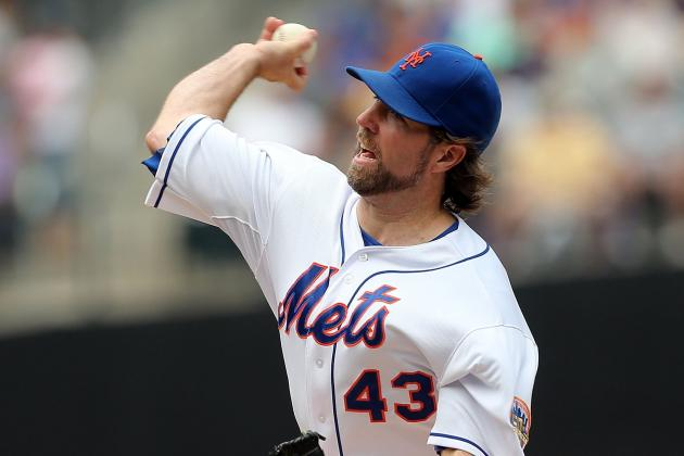 Mets Trade Rumors: 10 Reasons Now's the Time to Sell High on R.A. Dickey