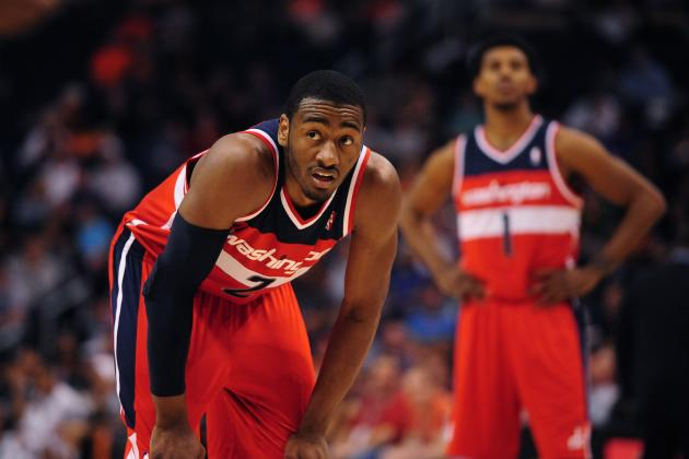 Ranking Each Washington Wizards Player by Importance for the 2012-13 Season