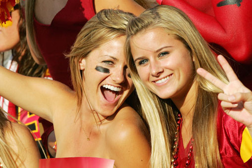 College Football's Hottest Fanbases of 2012: Ranking All 120 Schools