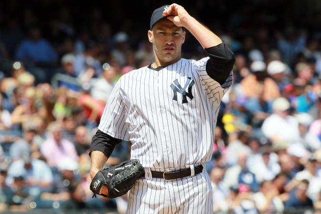 5 Potential Yankees Backup Plans If Andy Pettitte Never Returns for October
