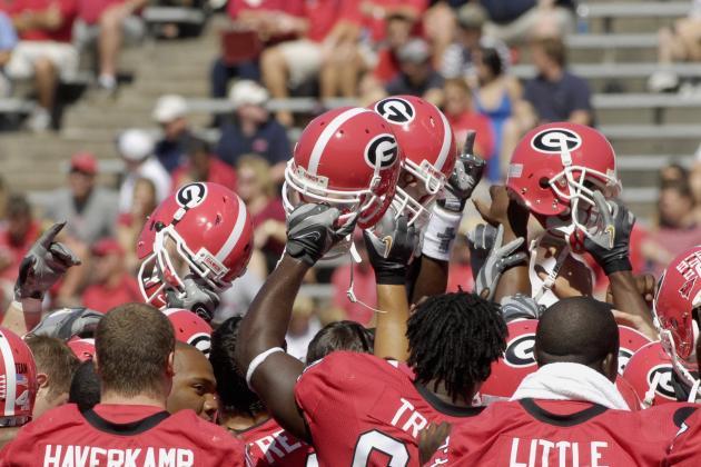 Georgia Football 2012: 5 Bold Predictions for the Bulldogs'  2012 Season