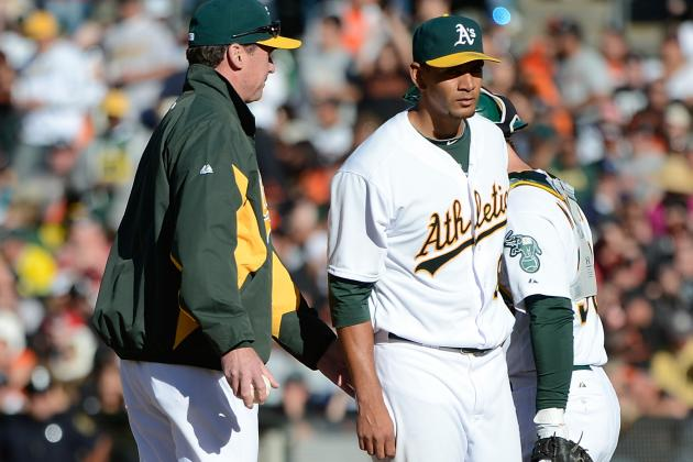 4 Reasons Why Sending Tyson Ross to Minors Works for Oakland A's