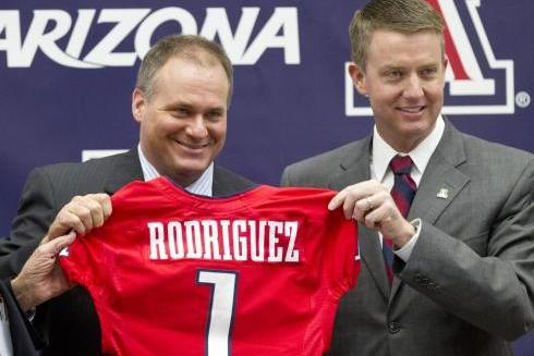 Arizona Wildcats Football 2012: 5 Bold Predictions for Rich Rod's First Year