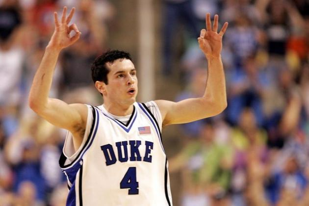 Duke Basketball: 10 Best 3-Point Shooters in Duke History