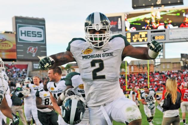 William Gholston and Other Spartans Geared for a Breakout Season in 2012