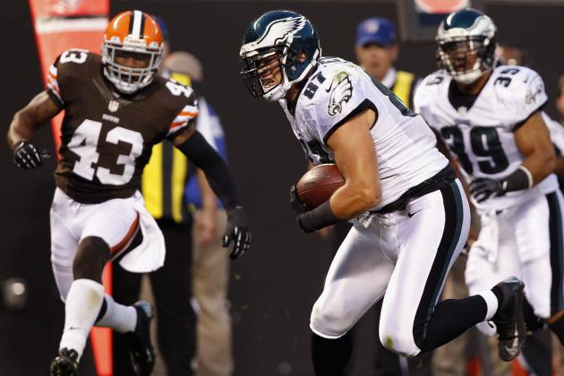 Eagles vs. Browns: 10 Things We Learned from Cleveland's 27-10 Loss