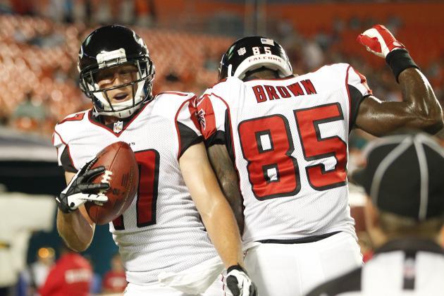 Falcons vs Dolphins: Atlanta's Biggest Winners & Losers from Preseason Week 3