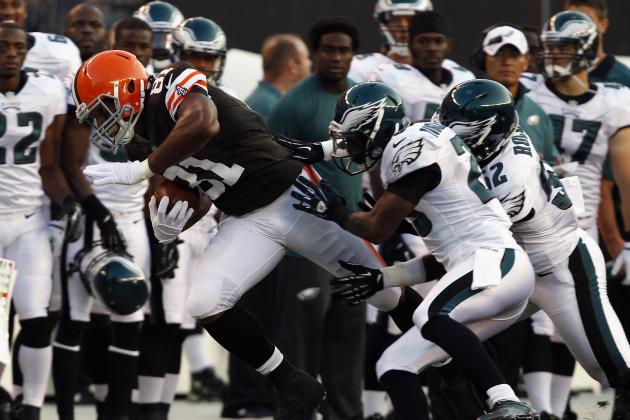 Eagles vs. Browns: Cleveland's Biggest Winners and Losers from Preseason Week 3