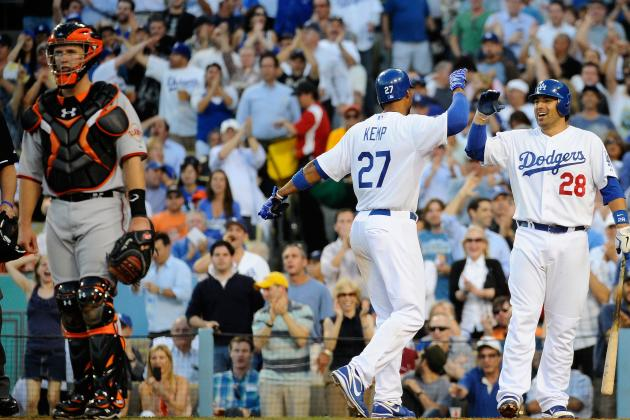 Los Angeles Dodgers-San Francisco Giants Rivalry Entering a New Golden Age