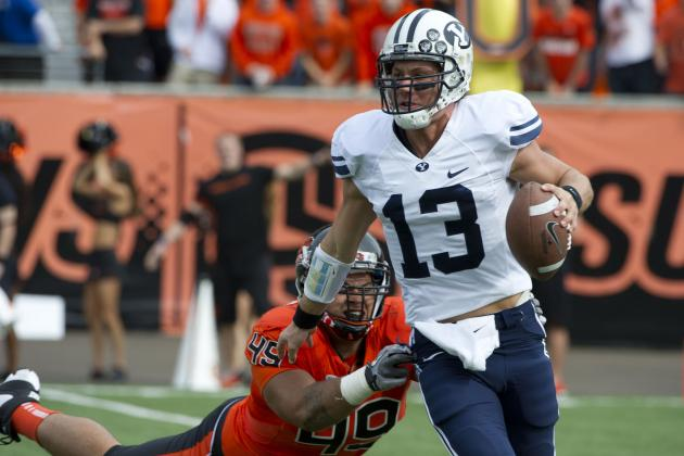 BYU Football: 2012 Season Preview for the Cougars