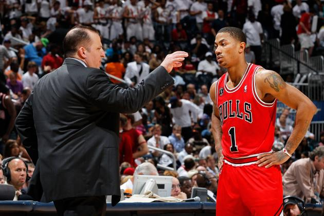 5 Strategic Changes the Chicago Bulls Need to Make in 2012-13