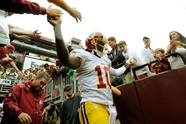 7 Areas RGIII Must Improve Before Season's Start