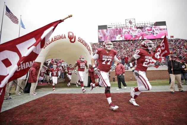 Oklahoma Football: 2012 Season Preview for the Sooners