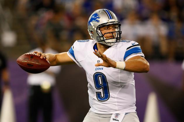 Pros and Cons of Every Projected Detroit Lions Starter in 2012