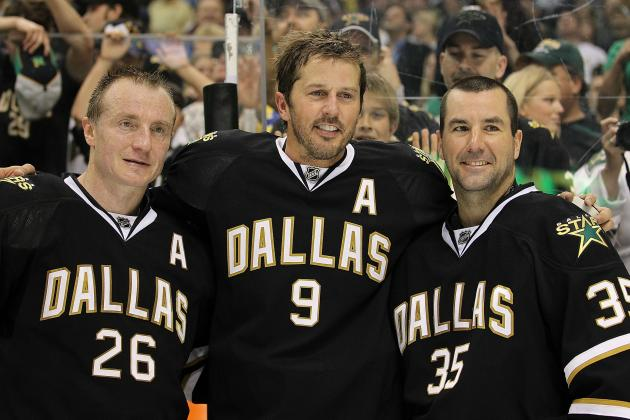 Dallas Stars: The 10 Most Important Players in Franchise History