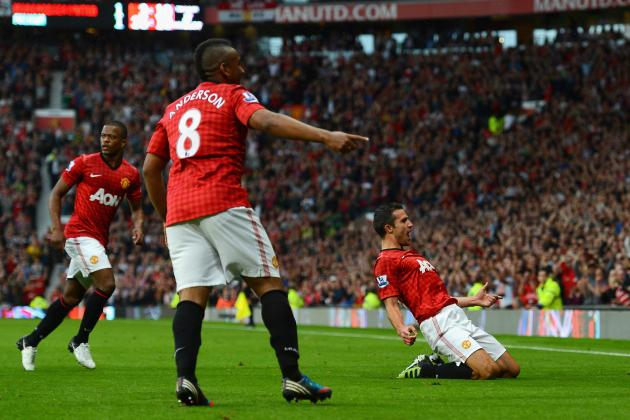 Manchester United vs. Fulham: Rating the Reds Players at Old Trafford