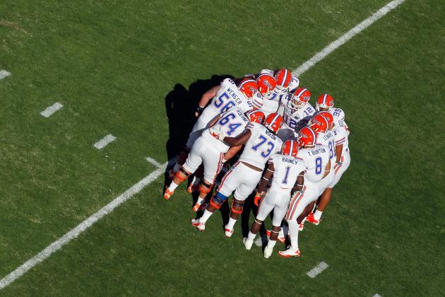 Florida Football: 2012 Season Preview for the Gators