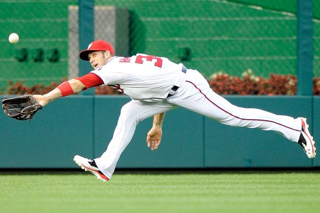 5 Early Predictions for Bryce Harper in His First MLB Postseason