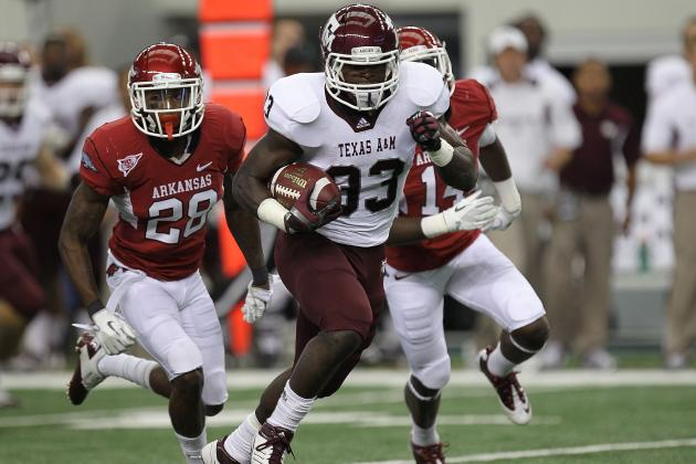 Texas A&M Football: 2012 Season Preview for the Aggies