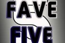 Broughton's Fave Five: Guys That Just Need an Opportunity