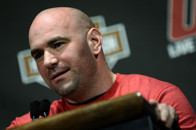UFC: Dana White's Top 5 Interview Cliches and Verbal Clangers