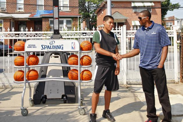 B/R's Exclusive Spalding 'Arena to Driveway' Interview with Mario Chalmers