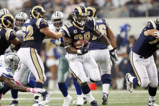 Rams vs. Cowboys: Live Game Grades, Player Analysis for St. Louis