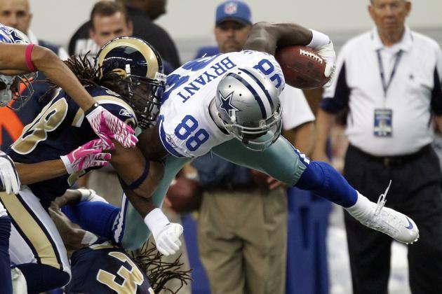 Cowboys vs. Rams: Live Game Grades, Player Analysis for Dallas