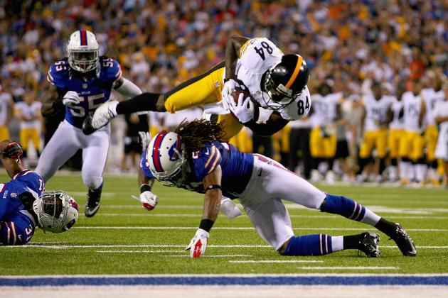 Steelers vs. Bills: Pittsburgh's Biggest Winners & Losers from Preseason Week 3
