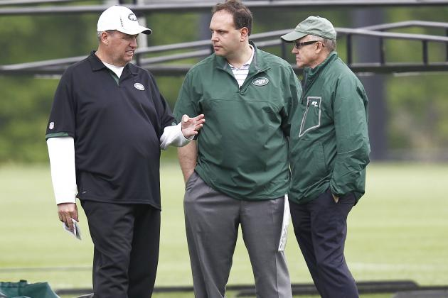 New York Jets: What Moves Management Should Have Made This Offseason