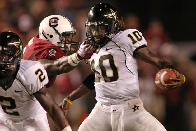 College Football Kickoff 2012: Predictions for Every Thursday Night Week 1 Game