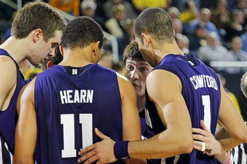 Northwestern Basketball Non-Conference Schedule Breakdown