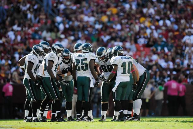 Pros and Cons of Every Projected Philadelphia Eagles Starter in 2012