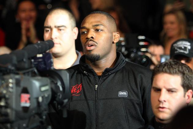 Jon Jones Fallout: 8 Fighters Who Took Fights on Very Short Notice and Lost