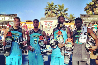 College Basketball Recruiting: Julius Randle Dominates Elite 24 Game
